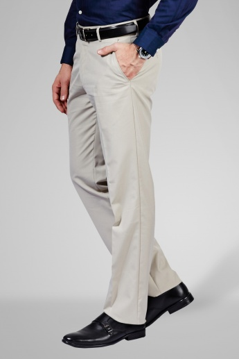 ARROW Flat Front Trousers