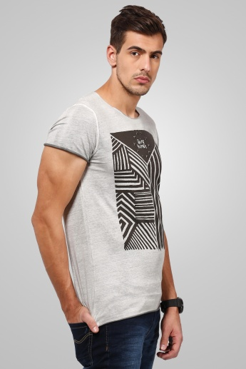 BEING HUMAN Graphic Print T-Shirt