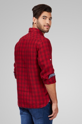 CELIO Checks Casual Shirt