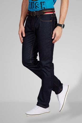 FORCA Classic Slim Fit Jeans