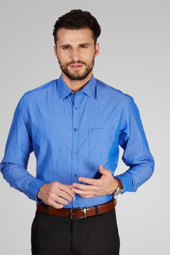 INDIAN TERRAIN Full Sleeves Slim Fit Shirt