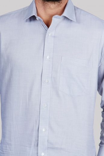 VAN HEUSEN Full Sleeves Shirt