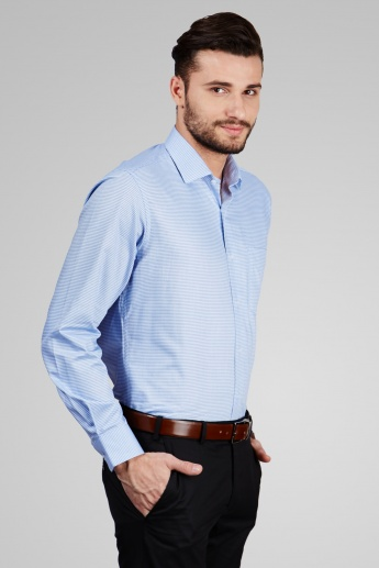 VAN HEUSEN Formal Full Sleeves Shirt