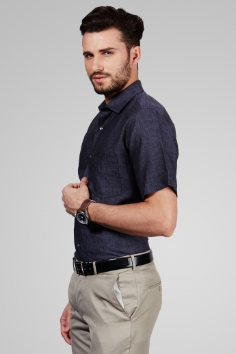 VAN HEUSEN Half Sleeves Shirt