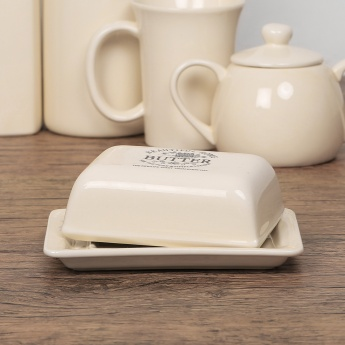 HOME CENTRE Beautiful Home Butter Dish