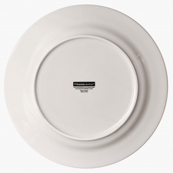 HOME CENTRE Ottoman Dinner Plate - 11 Inch
