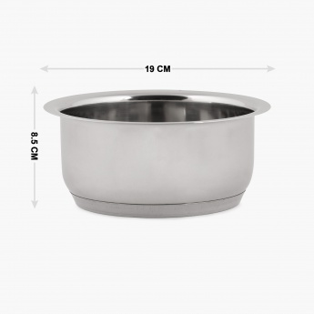 HOME CENTRE Induction Bottom Topes - 16 CM
