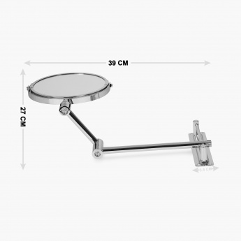 HOME CENTRE Hudson Ella Magnifying Mirror