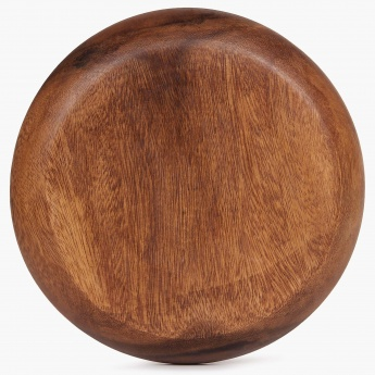 HOME CENTRE Cinerea Wooden Serving Tray