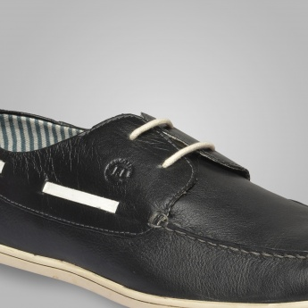 FRANCO LEONE Boat Shoes