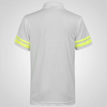 KAPPA Strike Through Polo Neck T-Shirt