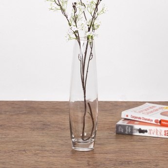 HOME CENTRE Tall Glass Vase