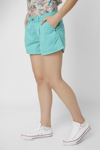 GINGER Pastel Push Shorts