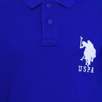 U.S. POLO ASSN. KIDS Sporty Polo T-Shirt