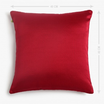 HOME CENTRE Aspen Textured Cushion Covers - Set of 2
