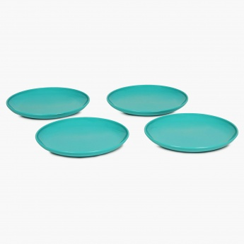 HOME CENTRE Melina Full Plate-10 Inch Set Of 4