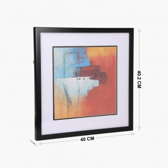 HOME CENTRE Abstract Picture Frame