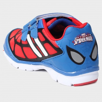 BIOWORLD Spiderman Snap On Shoes