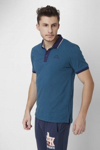 KAPPA Short Sleeves Polo T-Shirt