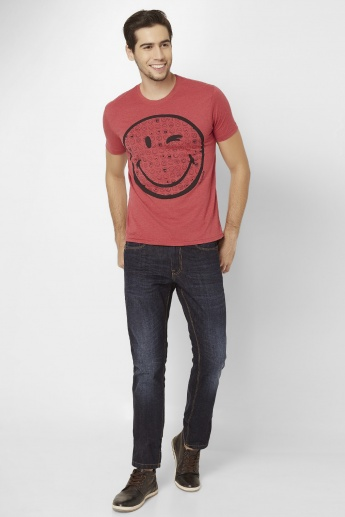 FORCA Skinny Tapered Jeans