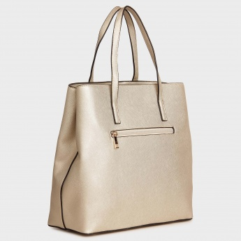 PAPRIKA Metallic Muse Handbag