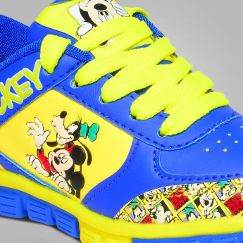 JUNIORS Playful Mickey Casual Shoes