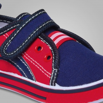 JUNIORS Velcro Casual Sneakers
