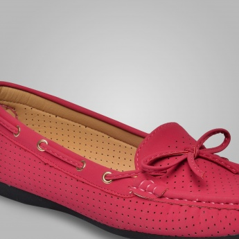 GINGER Boat-Inspired Loafers