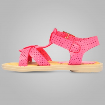 JUNIORS Cross-Over Sandals