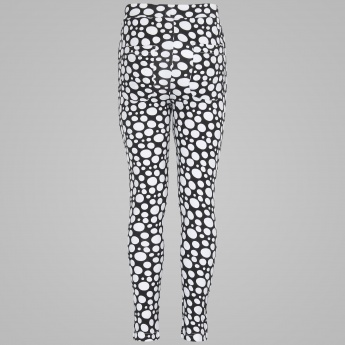 BOSSINI Printed Leggings