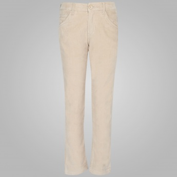 BOSSINI Corduroy Pants