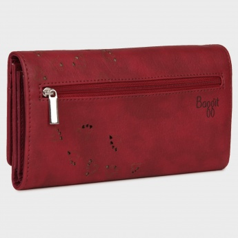 BAGGIT Flap Over Wallet