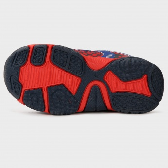 BIOWORLD Strap On Webbed Shoes