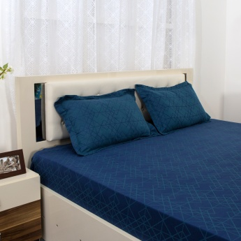 HOME CENTRE Double Bed Sheet Set