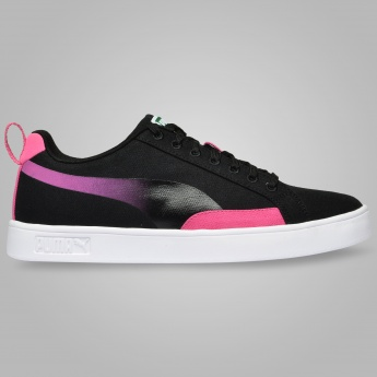 PUMA Match Lite Low Blur Womens  Casual Sneakers