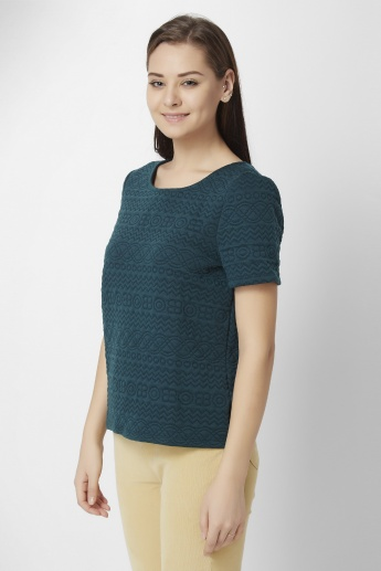 VERO MODA Round Neck Top
