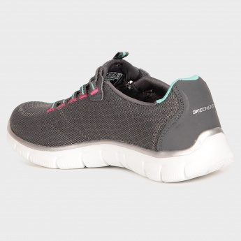 SKECHERS Memory Foam Lace-Up Shoes