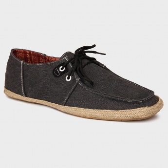 FORCA Canvas Lace-Ups