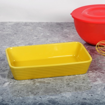 HOME CENTRE Sweetshop Rectangular Bakeware Dish - 2.15 litre