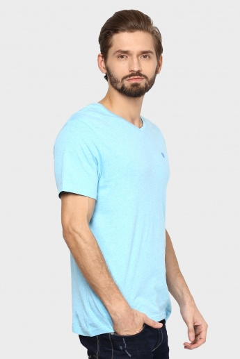 BOSSINI V-Neck T-Shirt