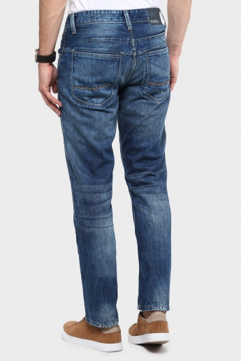 FORCA Slim Fit Str Fashion Jeans