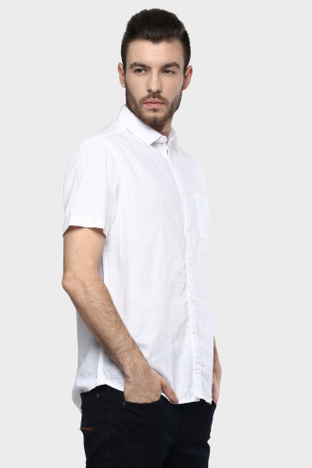 CODE Classic Half Sleeves Shirt
