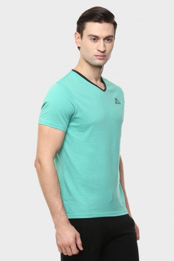 KAPPA V-Neck T-Shirt