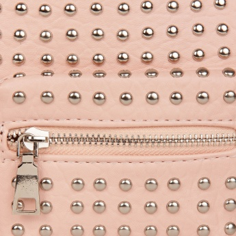 PAPRIKA Studded Chain Strap Sling Bag