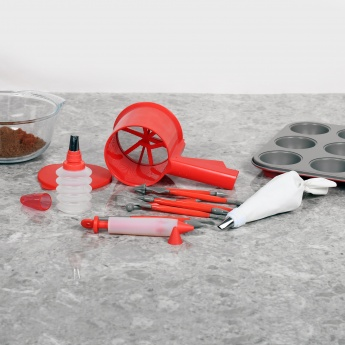 HOME CENTRE Sweetshop Baking Tool Set