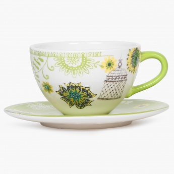 HOME CENTRE Lorenza Cup And Saucer