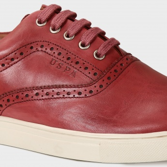 U.S. POLO ASSN. Perforated Sneakers