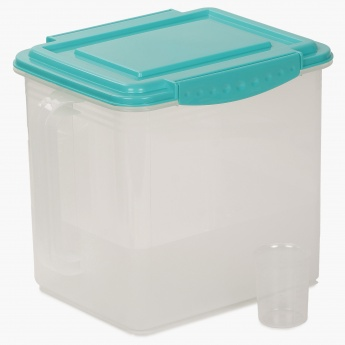 HOME CENTRE Martin Storage Container With Handle - 9 litre