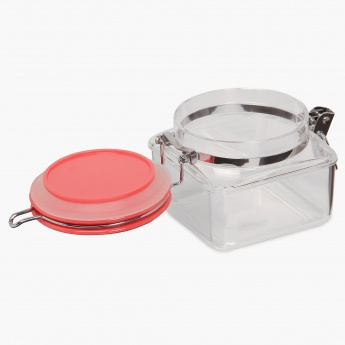 HOME CENTRE Sweetshop Square Acr Canister - 700 ml