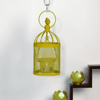 HOME CENTRE Splendid Bird Cage Tealight Holder